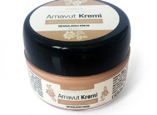 Arnavut Kremi (Aklık Kremi)