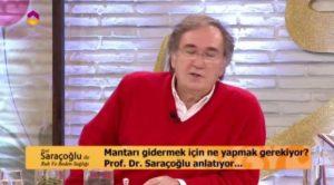 El Mantarı İbrahim Saraçoğlu